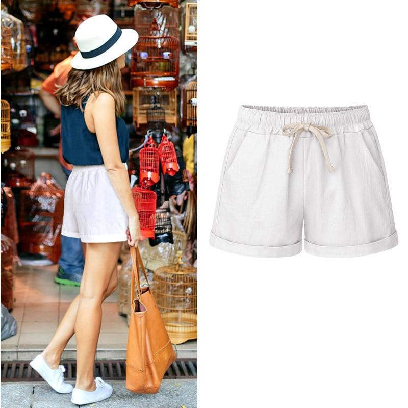 Summer denim shorts for women harem big size shorts cotton women hot shorts  7 colors M 6XL-in Shorts from Women s Clothing on Aliexpress.com  319f9e142310