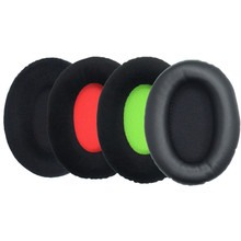 High quality Sponge Protein Leather Material Ear Pads for Kingston HSCD KHX-HSCP HyperX Cloud II 2 headphones ear pad
