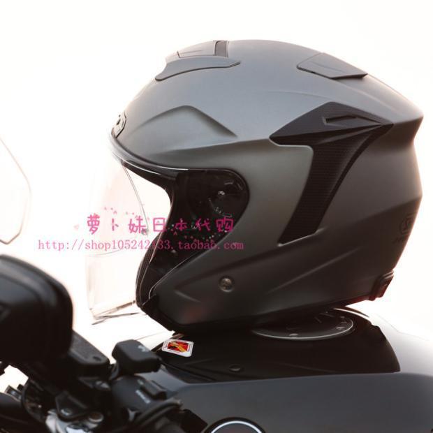 ac57ca03 Shoei 3/4 Motorcycle helmet Half helmet Off road helmet j force iv 4  antimist-in Helmets from Automobiles & Motorcycles on Aliexpress.com    Alibaba Group