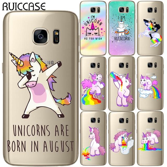 coque samsung galaxy s6 unicorn