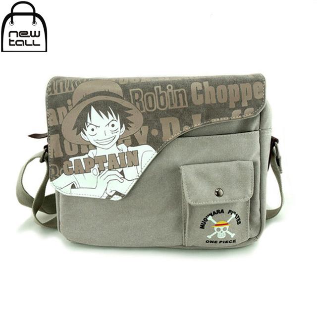 One Piece Naruto Conan Ghoul Single Shoulder Bag