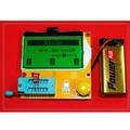 12864 LCD Transistor Tester Capacitance ESR Meter Diode Triode MOS NPN LCR Mega328