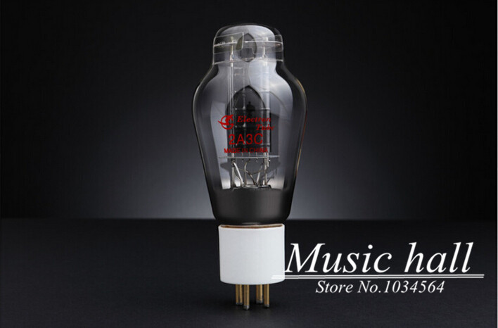 ФОТО Music hall Shuguang 2A3C(replacing 2A3-Z/2A3C-T) Audio Vacuum Tube for amplifier 1PCS for tube amplifier