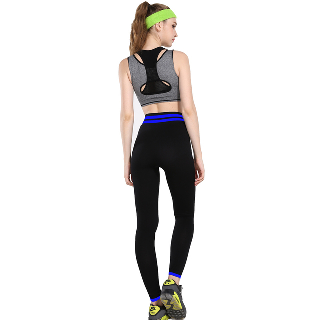 High Waist Running Leggings for Ladies Workout