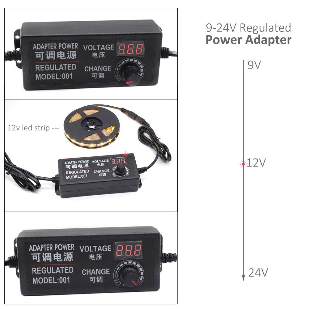 9 24V Regulated power supply