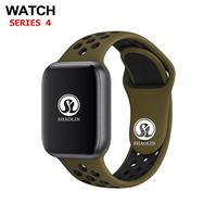 42mm Bluetooth Smart Watch Series 4 Smartwatch clock hour for ios apple iphone 5 6 6S 7 7S 8 X PLUS for Samsung Smart Watch