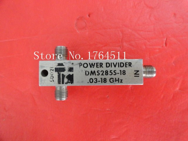 [BELLA] TRM DMS285S-18 0.03-18GHz RF Coaxial Power Divider SMA A Two