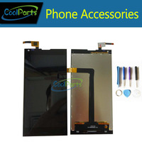 1PC Lot High Quality For Doogee DG550 LCD Screen Display And Touch Screen Digitizer Assembly With