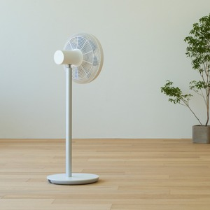 Image 5 - New XIAOMI MIJIA SMARTMI Standing Floor Fan 2 / 2S DC Pedestal Standing portable Fans rechargeable Air Conditioner Natural Wind