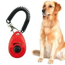 Тренировочный свисток для собаки кликер для дрессировки питомца набор ремней для домашних собак тренинги товары