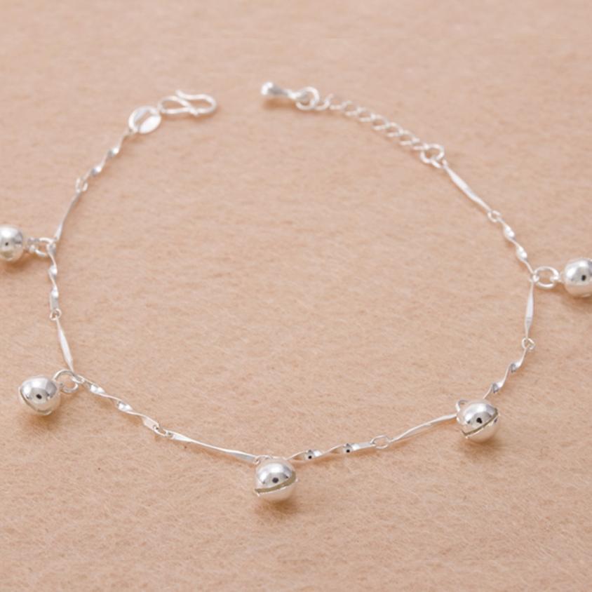 GlintLife | Little bells ankle bracelet | For feet beauty
