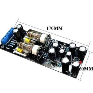 Image 2 - AC 12V 500mA Musical Fidelity 6j1 6AK5 tube Pre amp Pre Amplifier Board FOR VCD CD DVD digital audio power amplifier A1 006