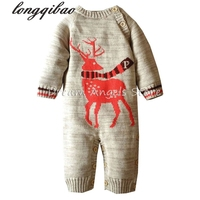 Высокое качество Детские Комбинезон одежда толстые теплые осень и зима одежда новорожденного ребенка на улице в зимнее восхождение одежда ...