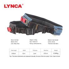 LYNCA ремень для камеры ремешки Multi-function ремень для фотосессии Рюкзак ремень Восхождение Езда путешествия объектив сумка Пряжка для SLR камеры s