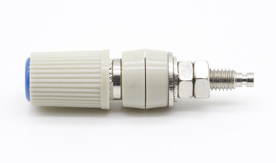 30A Hochstrom M5*48 4mm Verstärker Buchse Banana Jack Buchse Test Binding PostZP
