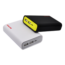 Batmax 1Pc Transportable Charger Energy Financial institution Cell Exterior Battery USB Fast Charger Backup Battery 10000mAh for Cellphone and Pill