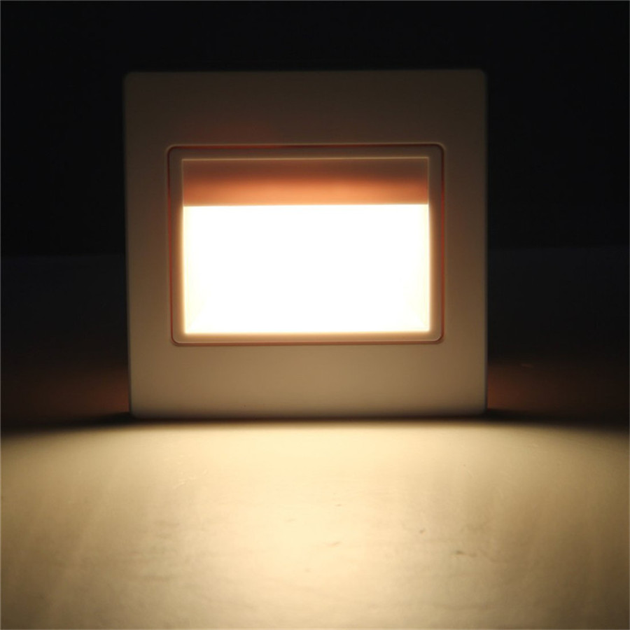 95 model COB led wall Foot light Recessed LED stair lamp Indoor ... for Wall Foot Light  35fsj