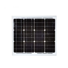 Portable solar panel 12v 30w monocrystalline 3pcs/lot pannello solare 18v 90w for rv motome led light fotovoltaica plate
