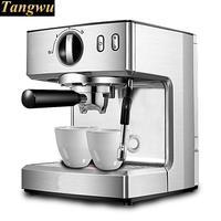 イタリアの半自動コーヒーマシン商業ミルク