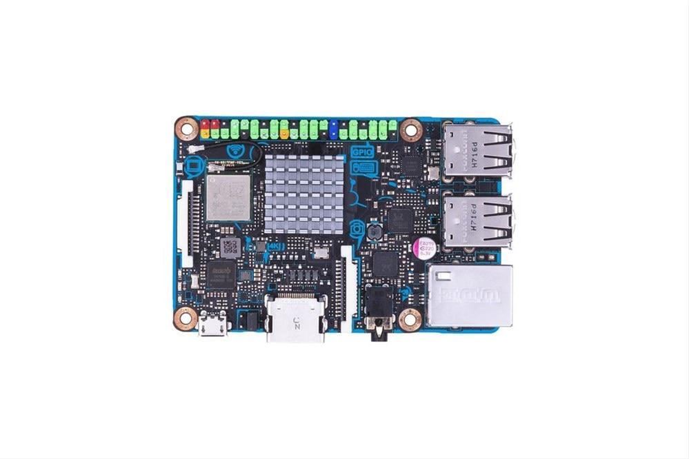 ASUS Tinker Board S Rockchip RK3288 2 GB DDR3 Dual MicroSD (TransFlash) IEEE 802.11b 802.11g 802.11n