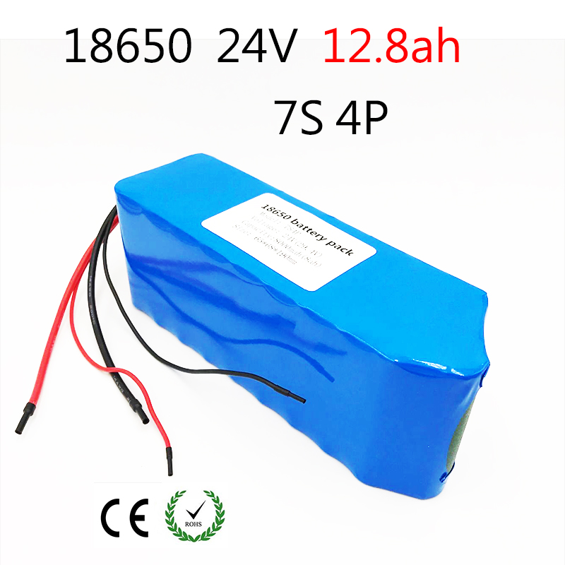Free Shipping  DC 24V 12.8ah 7S4P batteries 15A BMS 250W 29.4 V 12800mAh Battery for motor chair set Electric PowerFree Shipping  DC 24V 12.8ah 7S4P batteries 15A BMS 250W 29.4 V 12800mAh Battery for motor chair set Electric Power