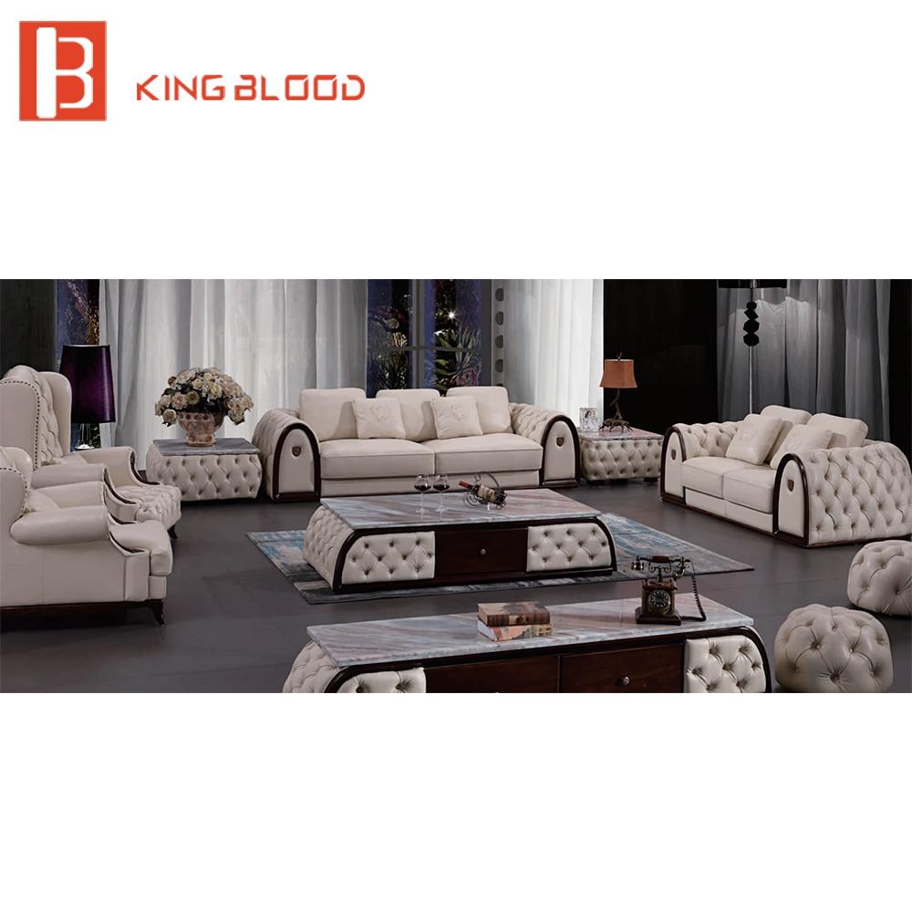 Kupit Mebel Dlya Doma European Style Furniture Faux Leather Sofa