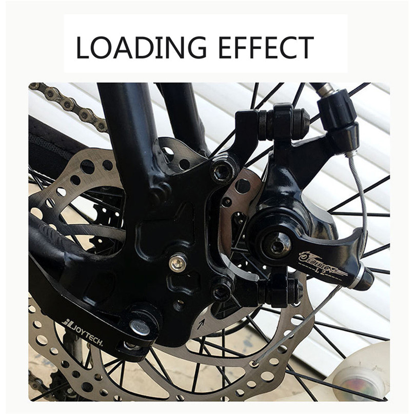 Aluminum MTB Bicycle Rear Disc Brake Mountain Bike Brakes Mechanical Caliper