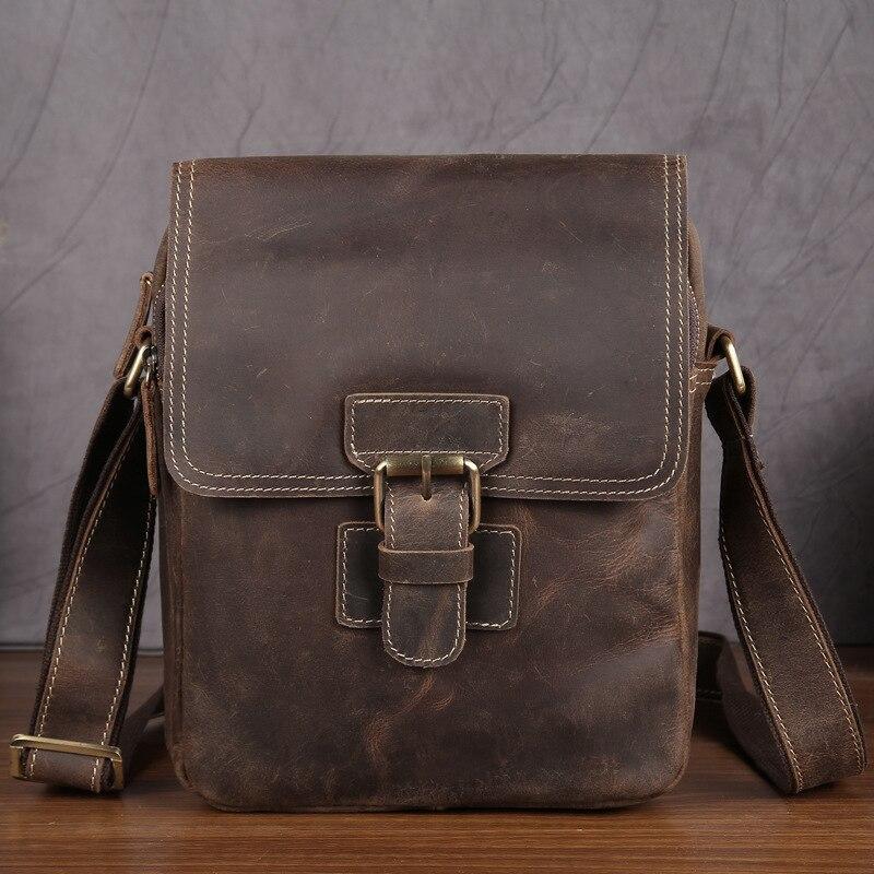 Neweekend Genuine Leather Mens Shoulder Bag Cross Body Handbag Men Briefcase Business Large Capacity Tote Male Travel Hand Bags