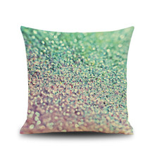 Home Garden - Home Textile - Pillow Cases Home Decor Square Cotton Linen Cushion Cover Abstract Painted  For Home Sofa Pillow Case Cojines