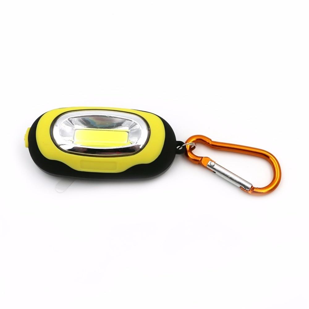 Torcia A LED Luce Viaggiare Lampada Lanterna Portatile Mini Portatile della Torcia Elettrica F003F004