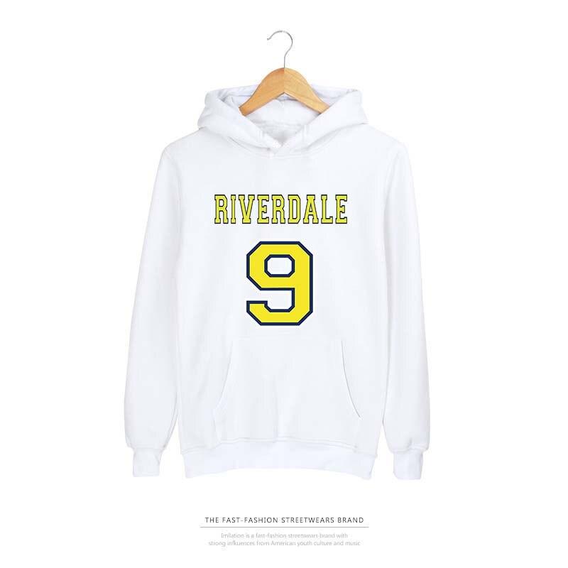 45470ac3b85 Dropwow SMZY Riverdale Jughead Jones Hoodies Men Fashion Plus Size ...