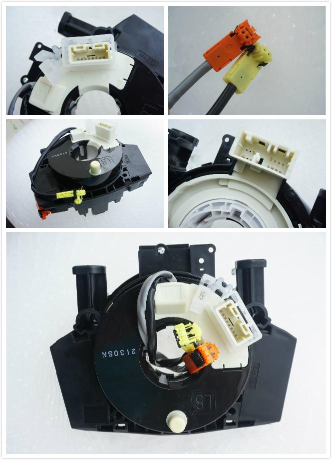 Prix pour 3 an de garantie 25560-JD003 Horloge Printemps Spirale Câble pour VERSA 350Z MURANO Xterra Pathfinder Qashqai