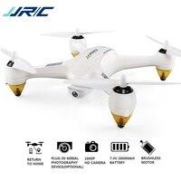 JJRC jjpro X3 HAX Радиоуправляемый квадрокоптер Дрон двойного режима Wi Fi FPV Квадрокоптер с дистанционным управлением и GPS игрушка Дроны с Камера HD