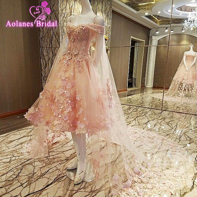 nuevo diseo del cuello del barco de playa rosa casarse vestido sin mangas short beach