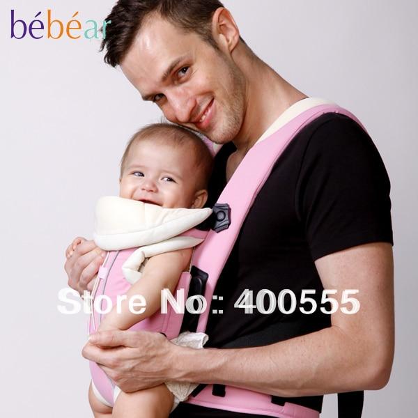 Free Shipping Bebear Manduca Maternity Comfort Baby Carrier Backpack