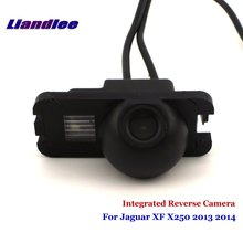 Liandlee Car Backup Parking Camera For Jaguar XF X250 2013 2014 Rear View Rearview Reverse Camera / Integrated SONY CCD HD new camera rear view reverse backup ccd camera for fiat ducato x250 citroen jumper iii peugeot boxer iii led ir parking camera page 5 page 10