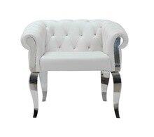 Americana de cuero del grado Superior de aceite de negociación silla sillas venta caliente silla chesterfield sofá de cuero genuino