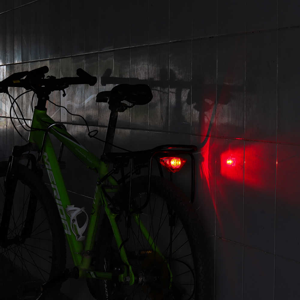 Onature Electric Bicycle Rear Light For E Bike Input DC6V 12V 18V 24V 36V 48V 60