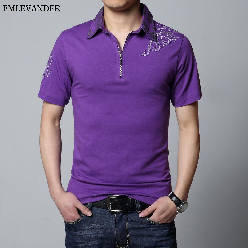 High Quality Cotton Short Sleeve   Polos   Para Hombre Casual Plus 6XL   Polo   Homme   Polo   Shirt Men