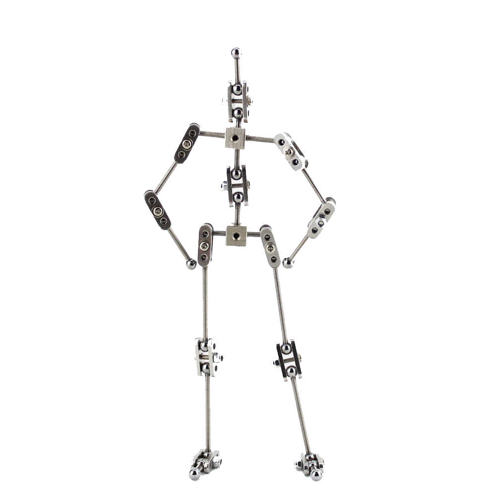 DIY not Ready made animation studio armature kit for stop motion