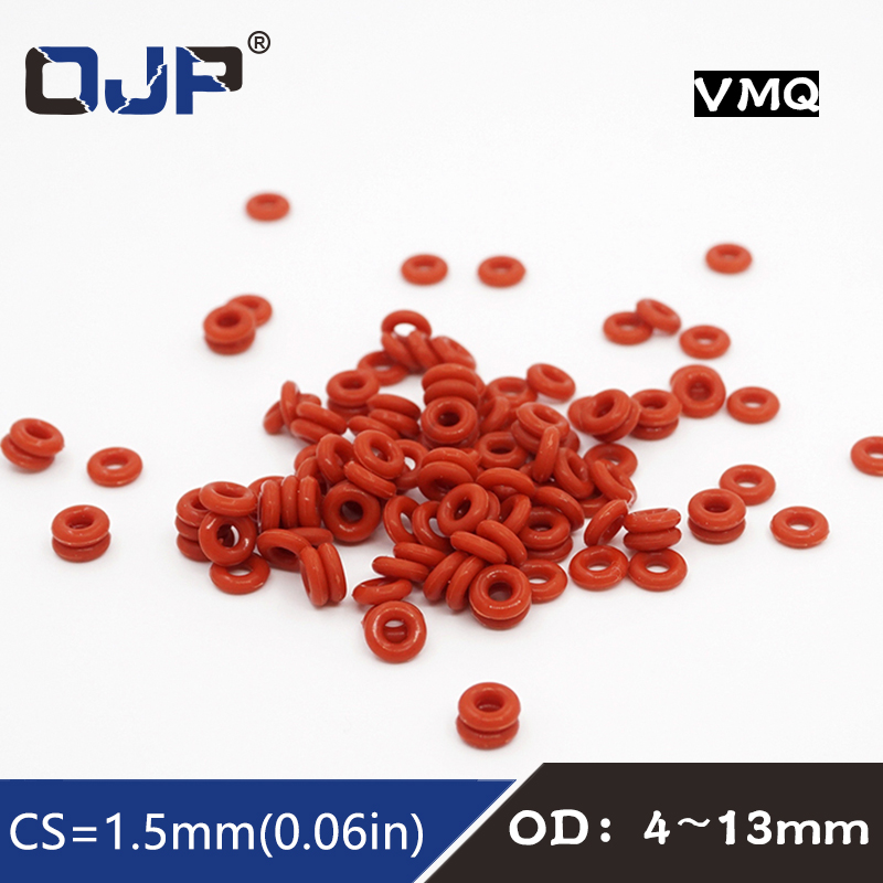 Buna O-rings 100 Count Orings Bulk NBR Standard Dash Size AS568-118 B70