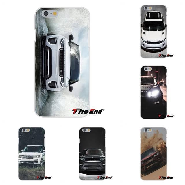 buy online b79d5 10299 For Range Rover Evoque For iPhone X 4 4S 5 5S 5C SE 6 6S 7 8 Plus ...