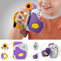 1.44 inch 5MP COMS 1.3MP Mini Kids Digitale Camera DV-C7 Kinderen Camcorder Baby Leuke Cartoon Multifunctionele Speelgoed Camera Beste Geschenken