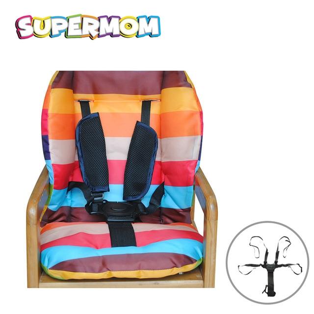 Hoge Stoel Voor Kind.Baby Kind Veiligheidsgordel Vijf Punts Vaste Seat Harness Riem