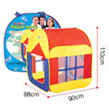 Neue kinder geschenk spielzeug Indoor Outdoor Strand Spielen Haus Kinder Baby Zelte Faltbare Kinder Haus spielzeug|house toy|house childrenbaby tent -