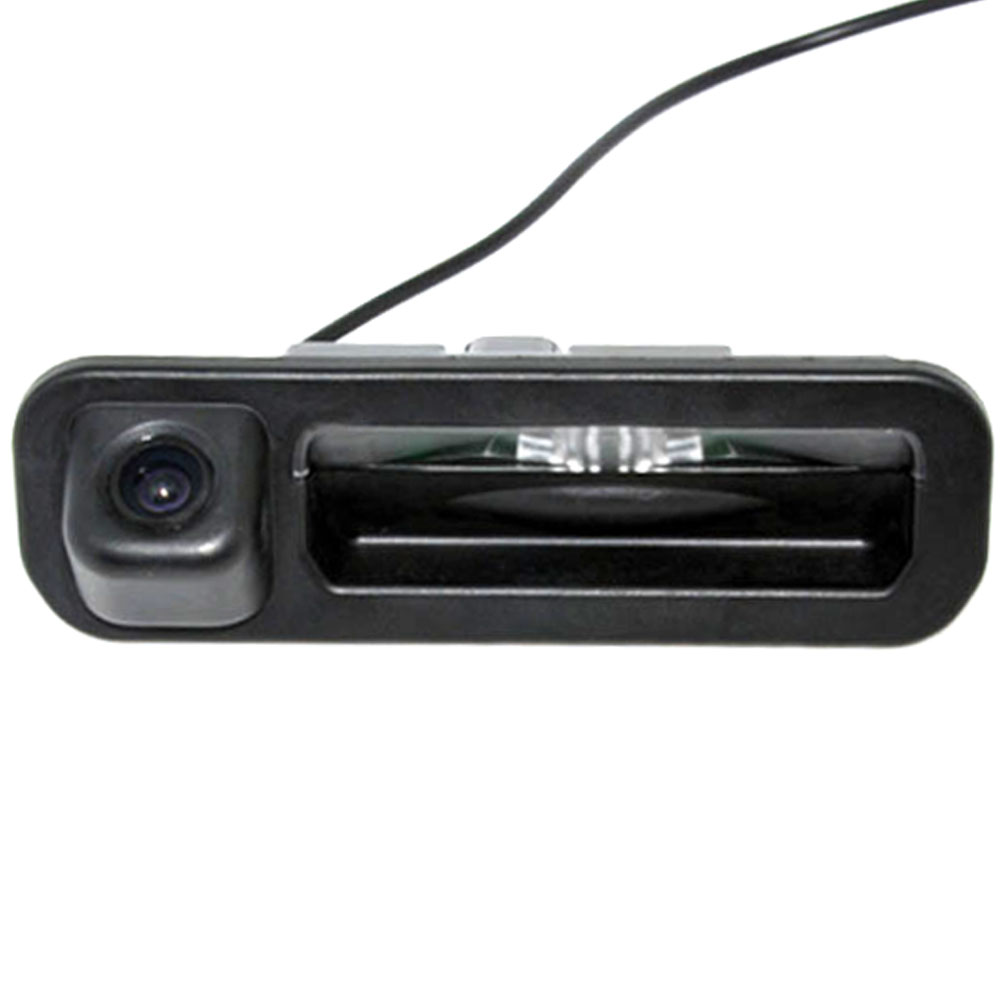Auto Backup Rear View Parking Kit CCD Car Reverse Car Camera Rearview Rear View reversing parking camera For Ford Focus 2012