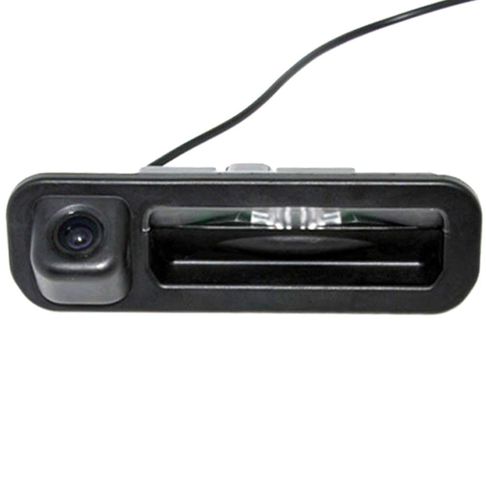 Auto Backup Vue de dos Parking Kit CCD Voiture Inverse De Voiture caméra de Recul Vue Arrière inverser parking caméra Pour Ford Focus 2012