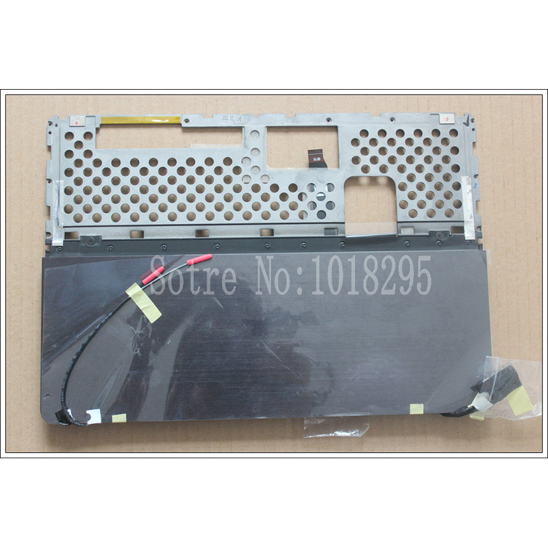 New 3LFI2SCN030 3LFI2SCN010 For SONY SVF14NA1UL SVF14N100C SVF14N LCD Back cover HINGE KIT LCD DISPLAY CABLE 30PINS new orig laptop case for sony svf14 svf14n series svf14na28t 4 svf14n palmrest