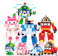 Robocar  Toy Korea Robot Car Transformation Toys Poli Robocar Toys Without Box Best Gifts For Kids