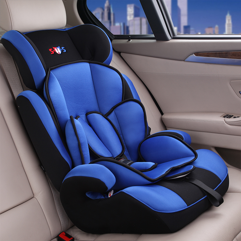 Car child safety seat universal baby car seat 9 months -12 year old baby seat 3C certification 3 color baby kid car seat child safety car seat children safety car seat for 9 months 12 year old 3c certification